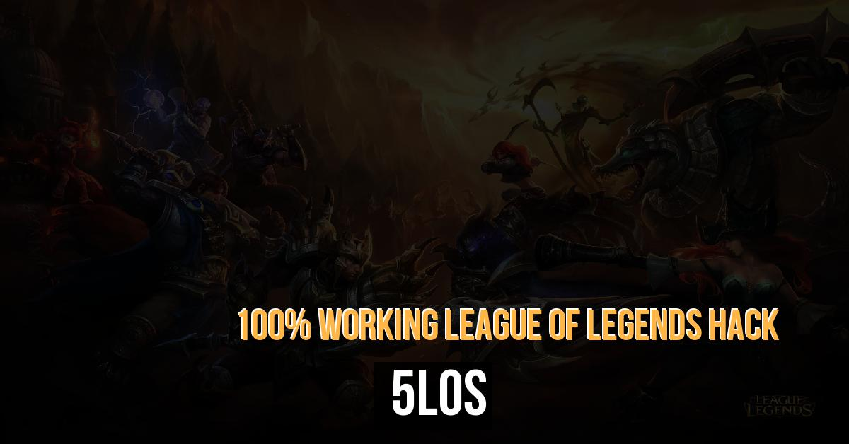 League Of Legends Hack - Get Free rp - Download League Of Legends Hack - Get Free rp for FREE - Free Cheats for Games